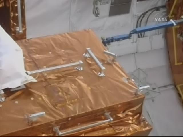 [STS-125] Atlantis : la mission Realp110