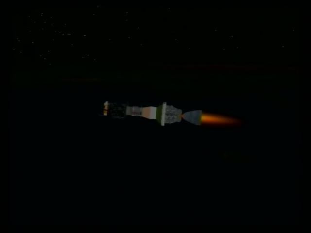 Lancement Delta 2 / GPS IIR-20 (24/03/2009) Realpl57