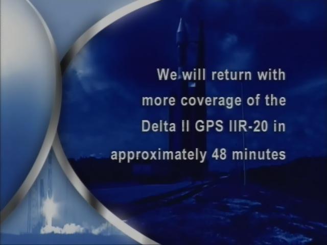 Lancement Delta 2 / GPS IIR-20 (24/03/2009) Realpl59