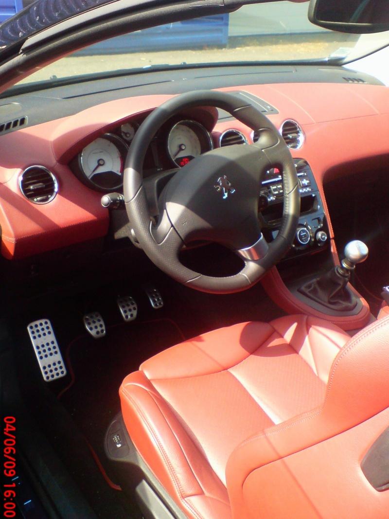 Essai Peugeot 308 CC 2.0 HDi : chaud devant Dsc00615