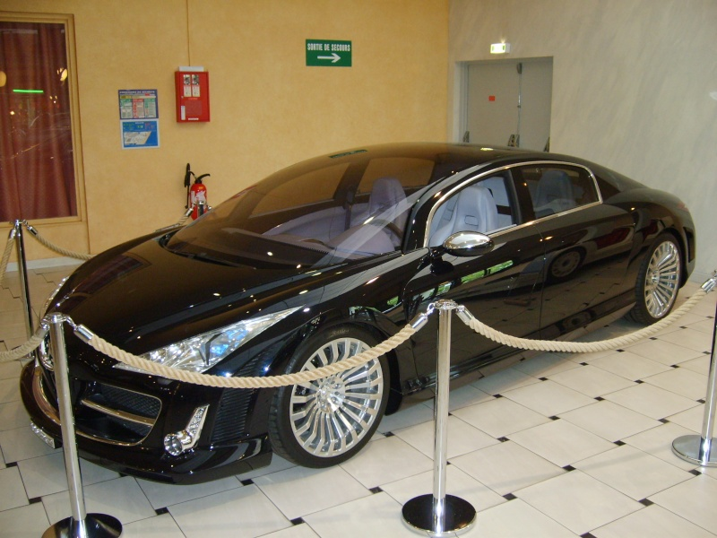 Le musée Peugeot(photos) - Page 5 S6002829