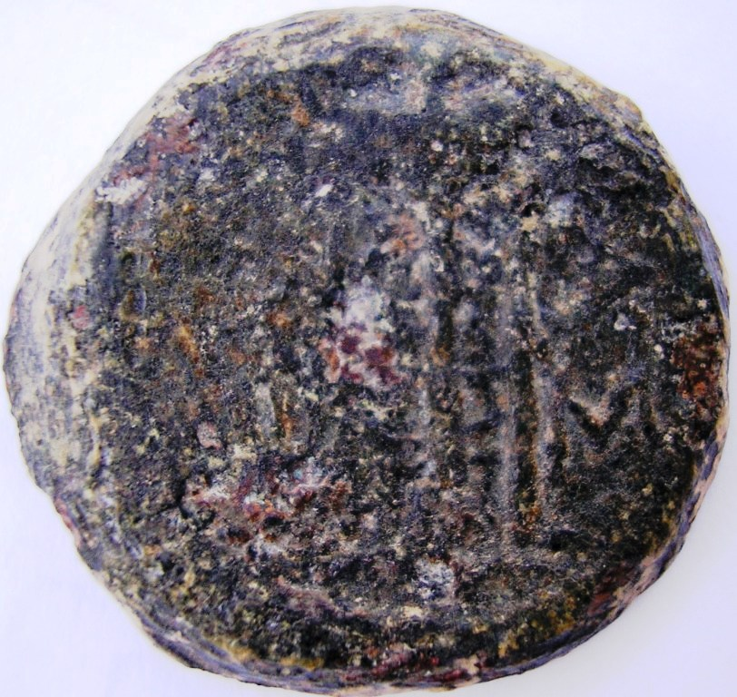 Bronce Alabanda. Caria_11