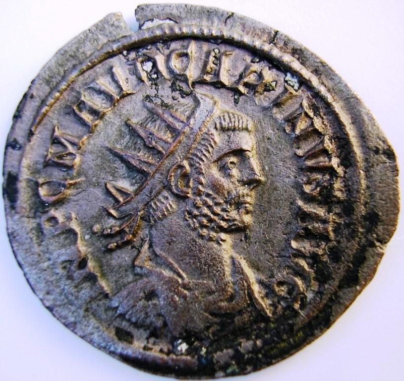 Aurelianos de Carino. GENIVS  EXERCITI. Roma Carino10