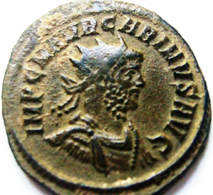 Aurelianos de Carino. GENIVS  EXERCITI. Roma Carino12