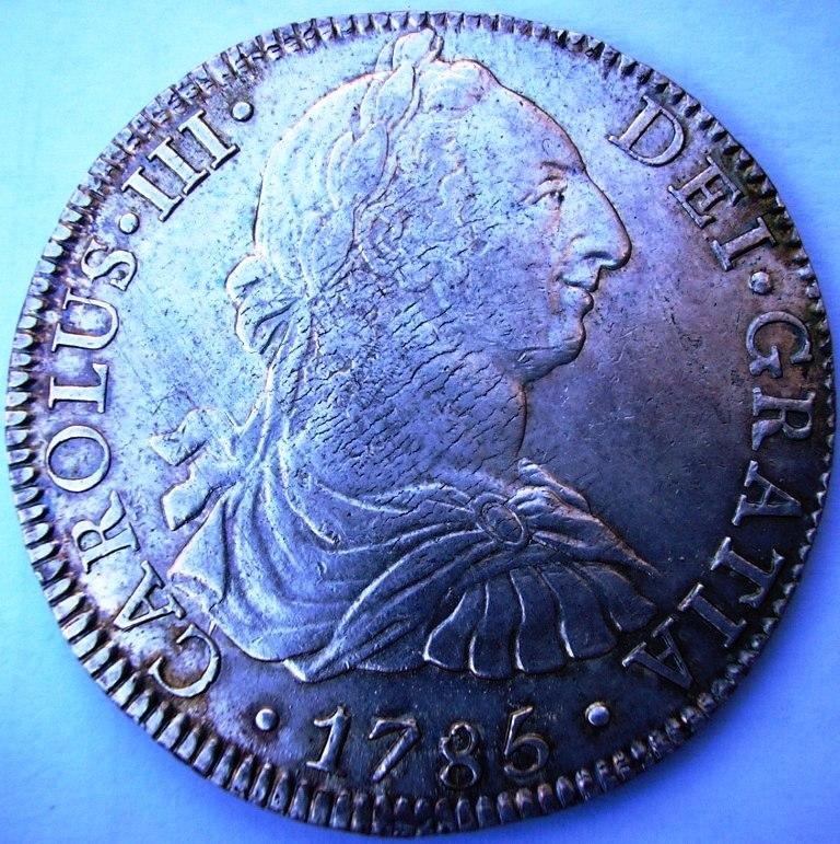 1785 Méjico. Carlos10