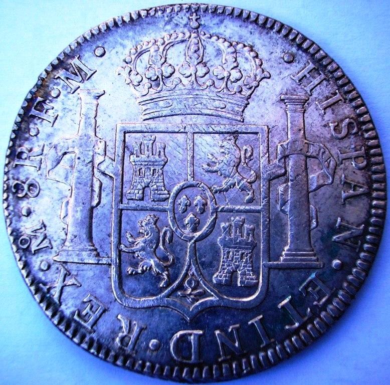 1785 Méjico. Carlos11