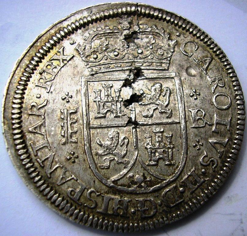Segovia 1687. Carlos23