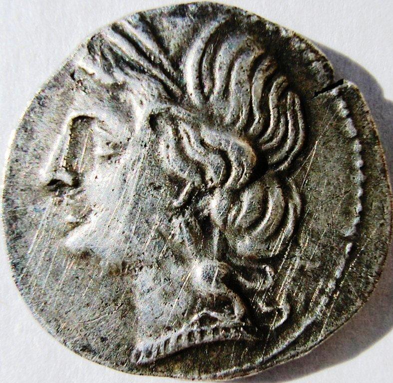 Cartago medio shekel. Cartag12