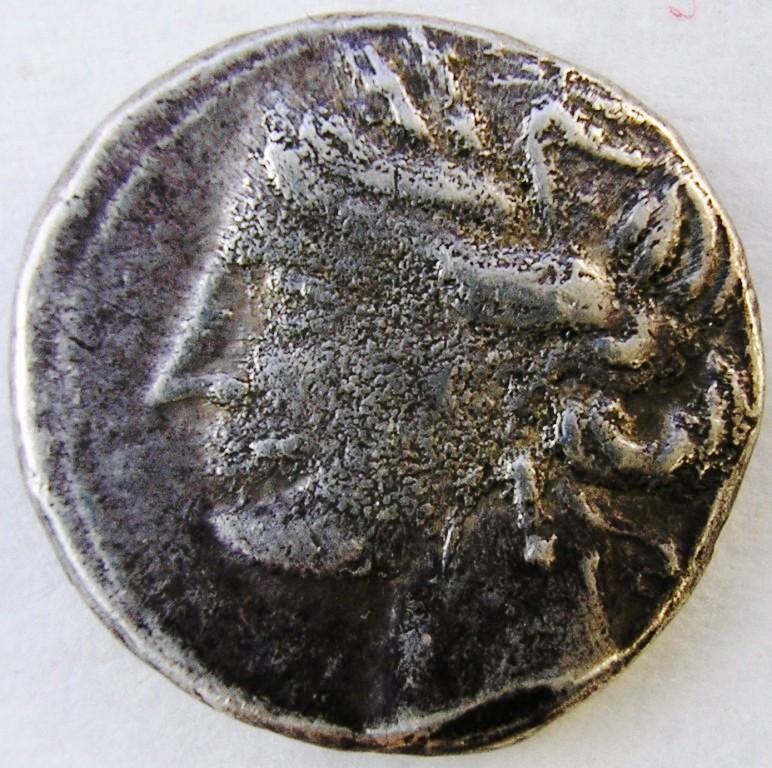 Cartago medio shekel. Cartag14