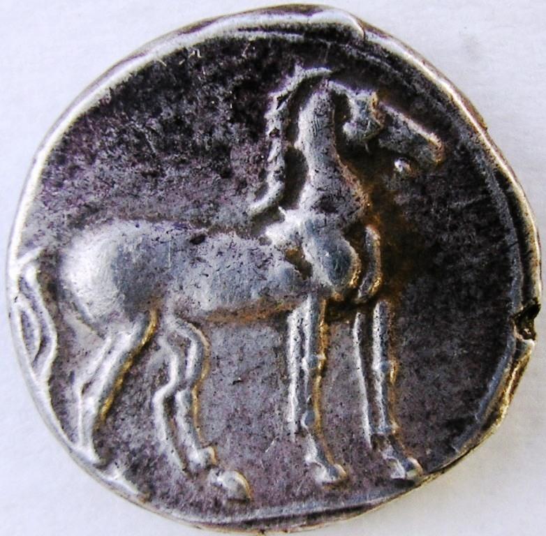 Cartago medio shekel. Cartag15
