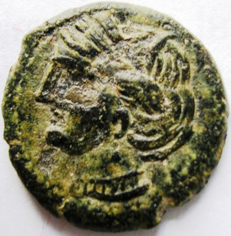 Cartago medio shekel. Cartag16