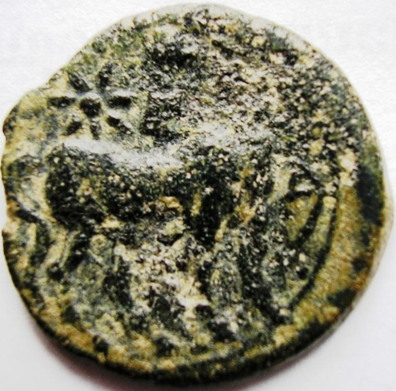 Cartago medio shekel. Cartag21