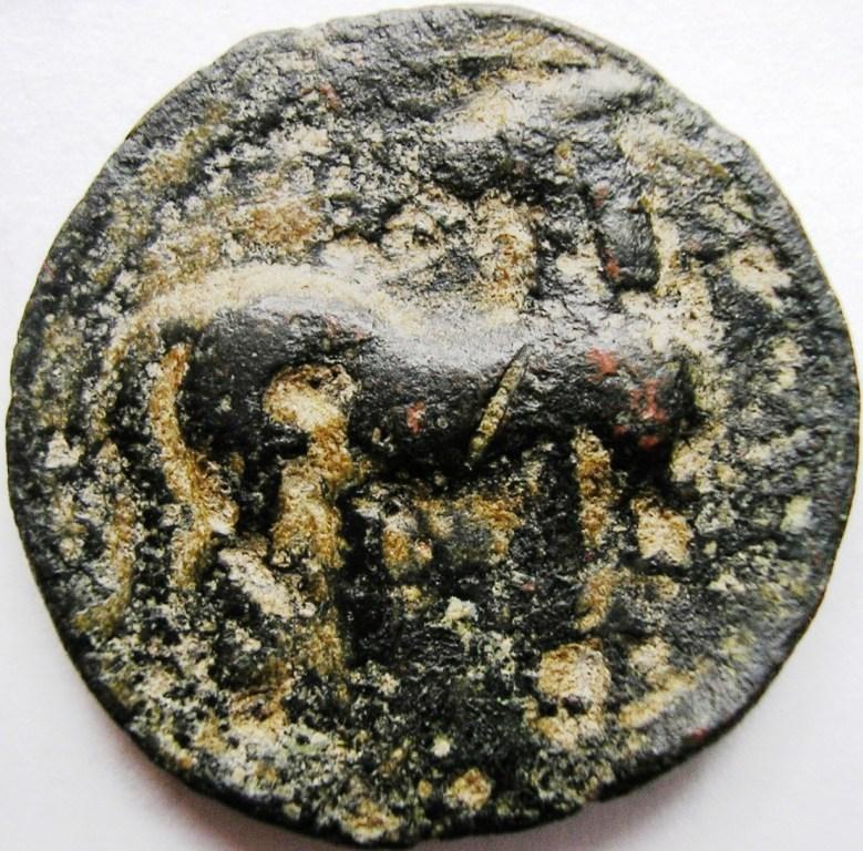 Cartago medio shekel. Cartag29