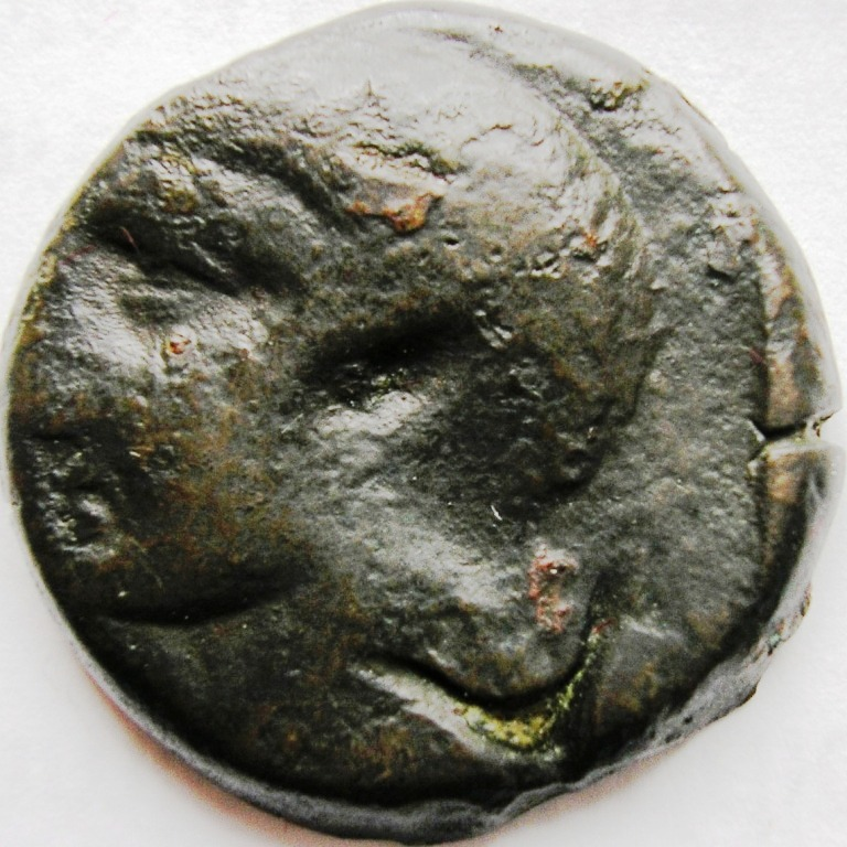 Cartago medio shekel. Cartag30
