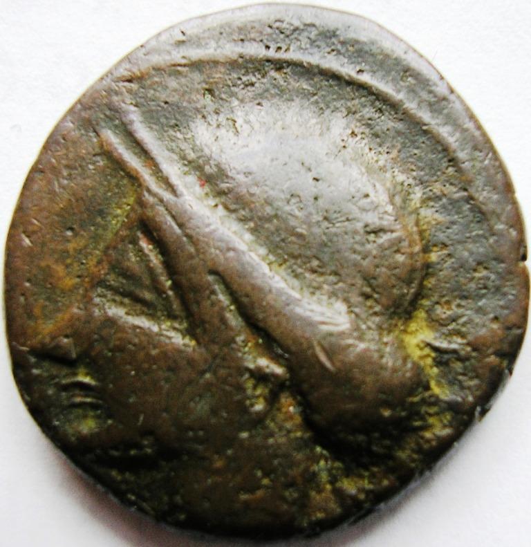 Cartago medio shekel. Cartag32