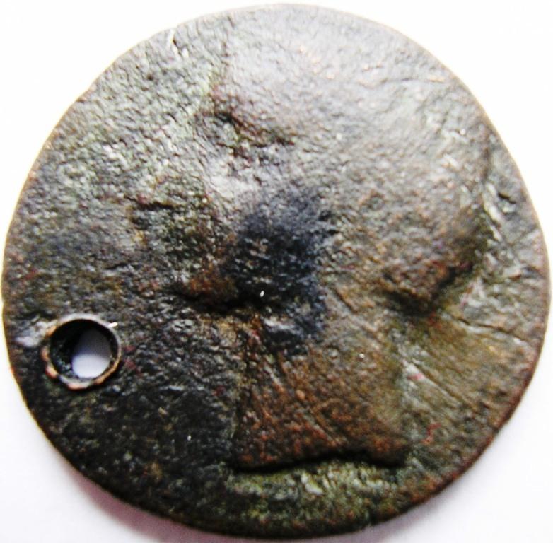 Cartago medio shekel. Cartag34