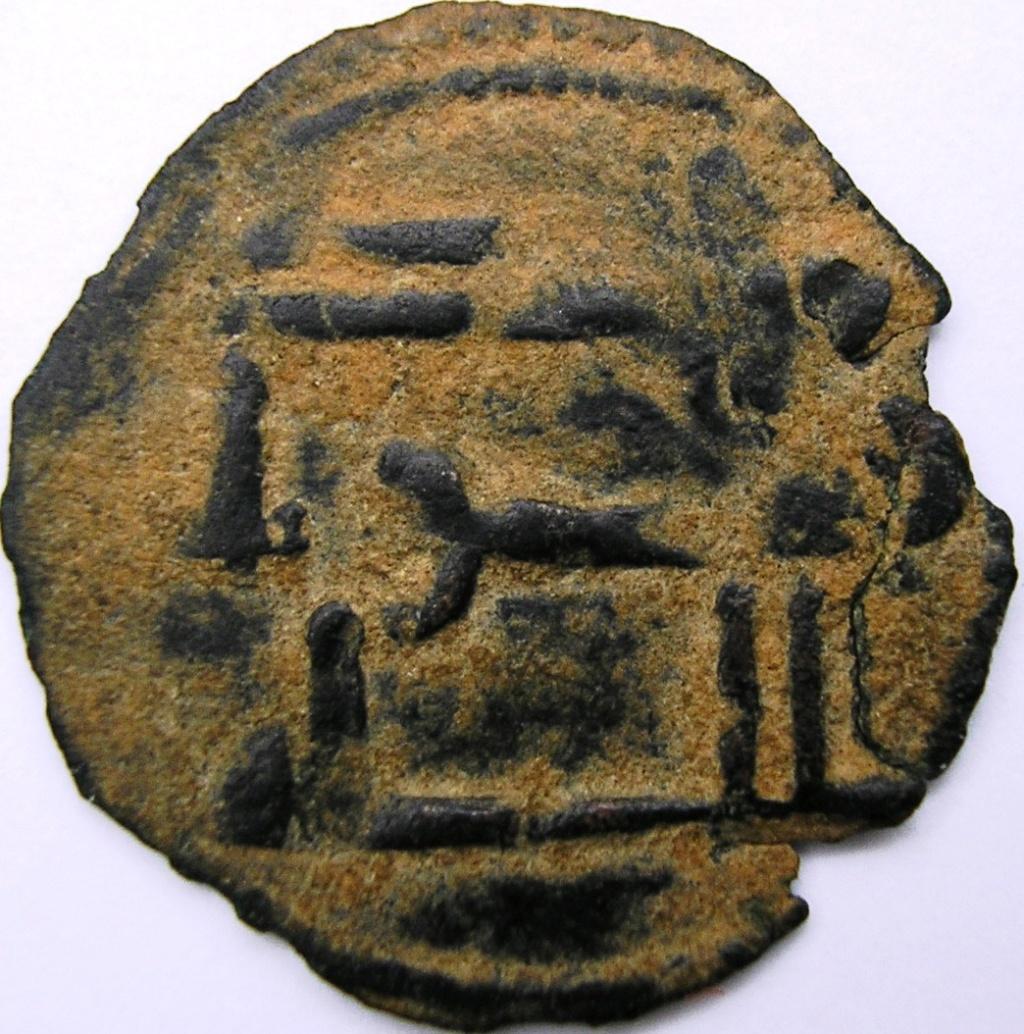 Felus atribuidos a Abd al Rahman II: 206 a 238 Héjida. Emir_f11