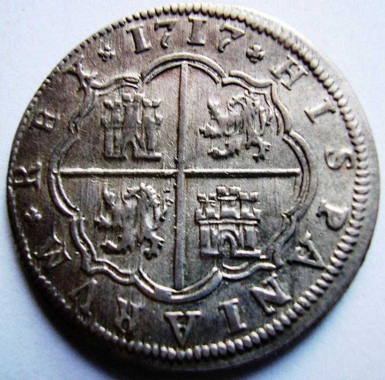 2 Reales Felipe V (1717 Segovia) F_v_2r13