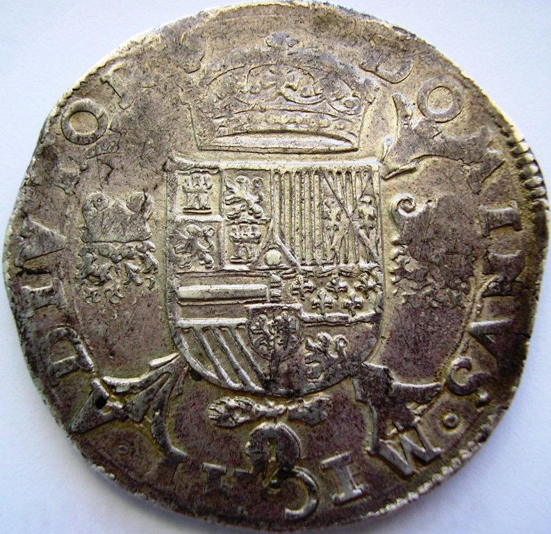 1558 Amberes con título de Rey de Inglaterra. Fel_ii12