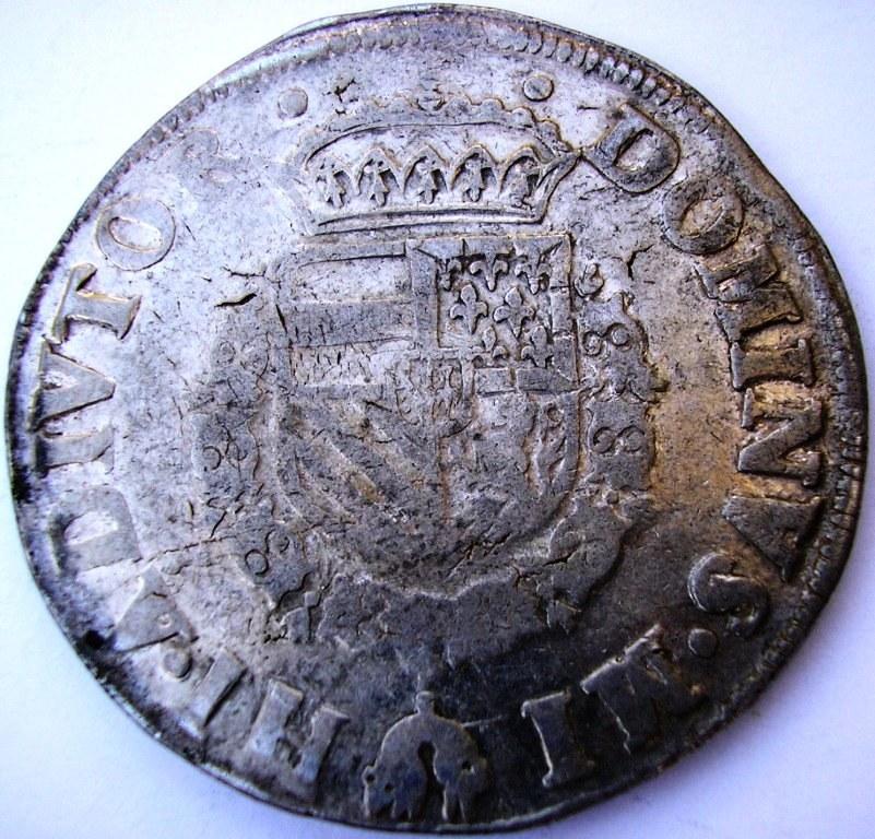 Escudo de plata de 1567 de Nimega (Gueldres) Fel_ii18
