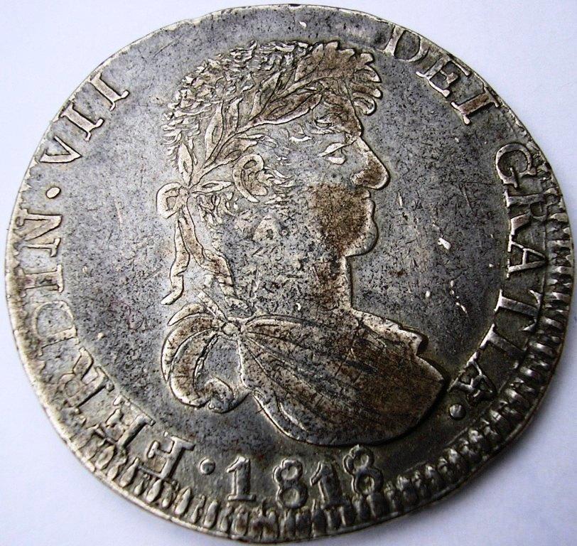 Zacatecas 1818. Fernan15