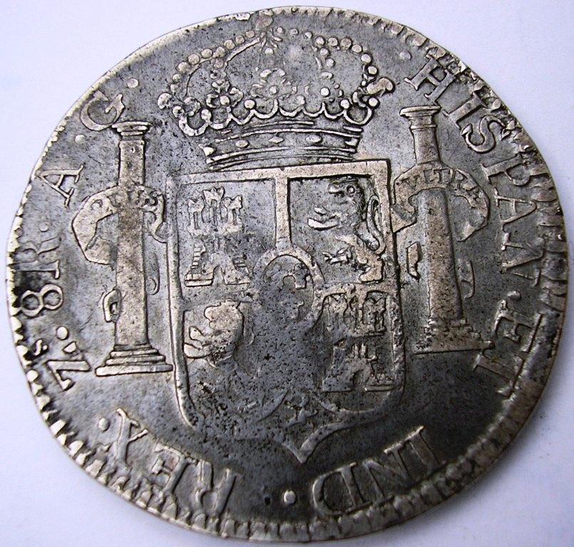 Zacatecas 1818. Fernan16