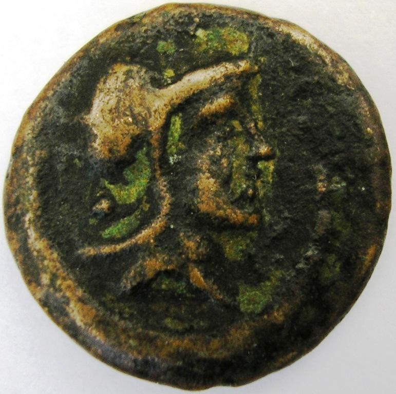 Bronce de Gaulos s. 1º a.JC. Gaulos12