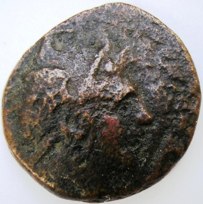 bronce de Perseo, último rey macedónico. Macedo10