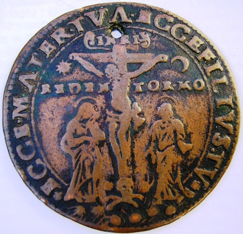 Calvario Medall10