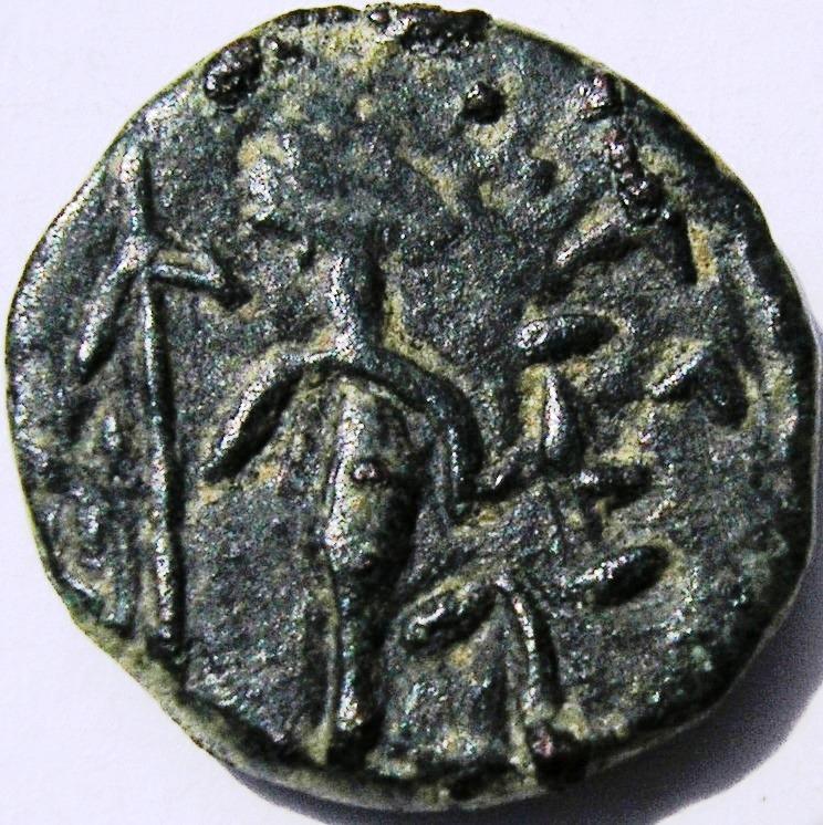 ¿Tétrico I? ¿Antoniniano?. Tetric11