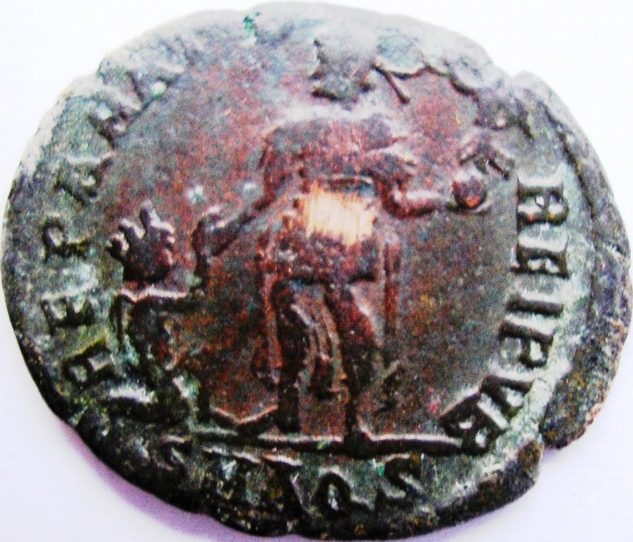 Leyendas anverso en REPARATIO REI PVB de Valentiniano II. Valent13