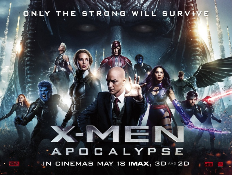 Cinéma : X-Men: Apocalypse Cy2510