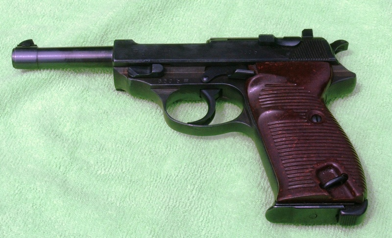 Walther P38 Dscf1431