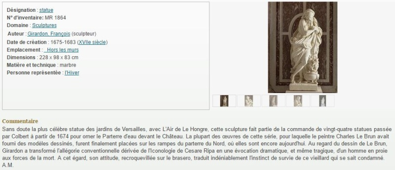 Cronos, Chronos ou Saturne, dieu du temps à Versailles 0210