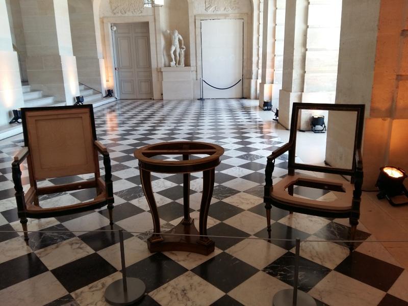 Journées européennes des métiers d'art Versailles avril 2016 20160410
