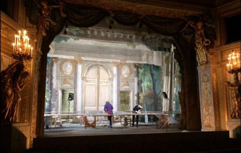 Exposition fêtes et divertissements à Versailles (2016-2017) A17