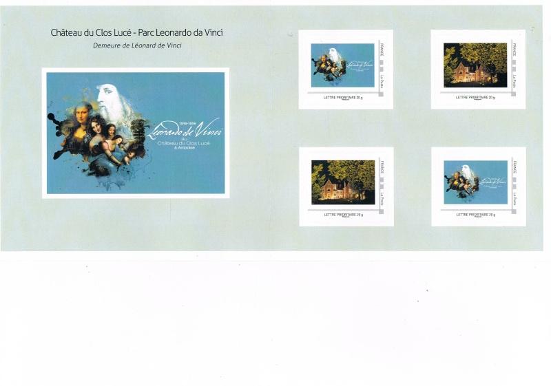 37 - Amboise - Clos Lucé Ccf01010