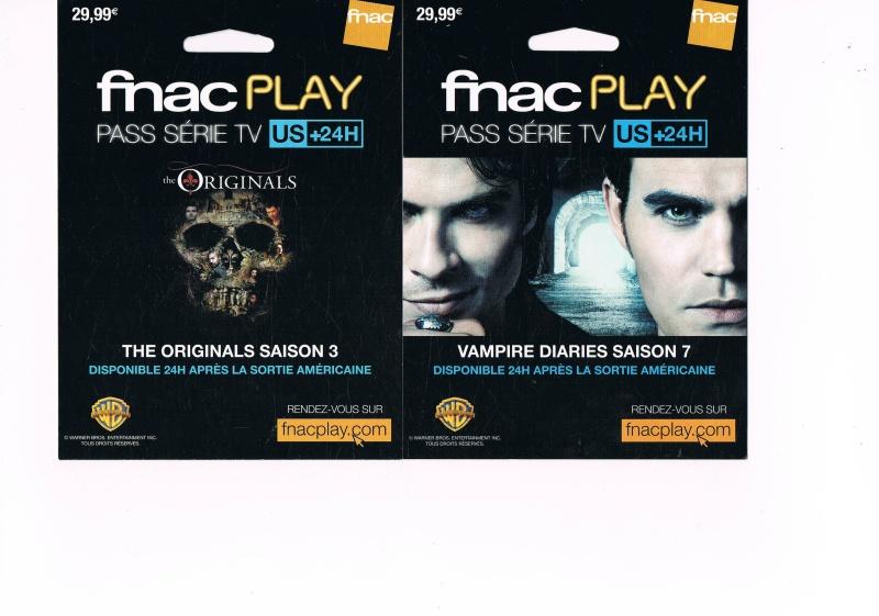 FnacPlay Pass série TV  Fnacpl13