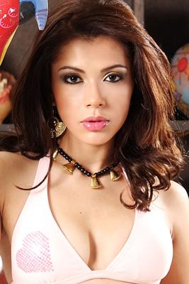 Miss Nicaragua 2009 - Indiana Sánchez won! Indian10