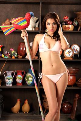 Miss Nicaragua 2009 - Indiana Sánchez won! Indian11