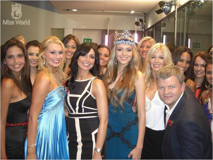 Official Thread of Miss World 2008 - Ksenia Sukhinova - Russia - Page 11 Pictur11