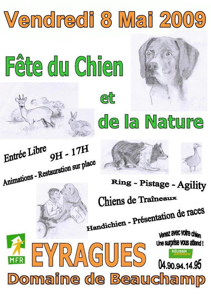 la fête du chien le 8 mai 2009 Fetech10