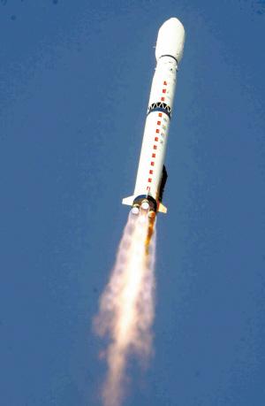 CZ-2C (Yaogan-6) - TSLC - 22.4.2009 Yg-110