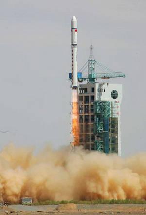 CZ-2C (Yaogan-6) - TSLC - 22.4.2009 Yg-2-110