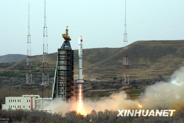 CZ-2C (Yaogan-6) - TSLC - 22.4.2009 Yg-610