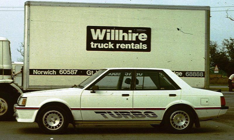 Mitsubishi Lancer 2000 Turbo 10010