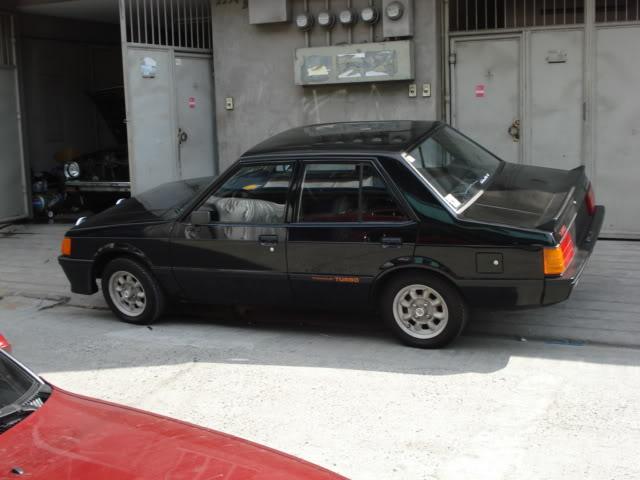 Mitsubishi Lancer 2000 Turbo Dsc00110
