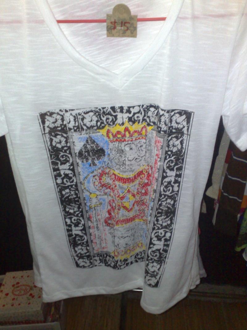 Vintage T Shirt for ur Girl (mostly) n also Guy for sale 17032010
