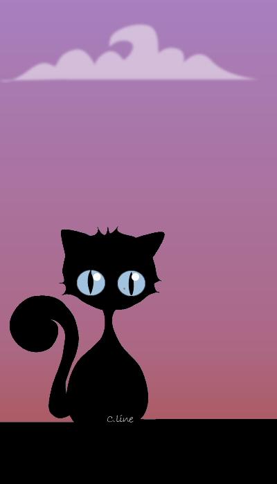 les chats noirs 06090110