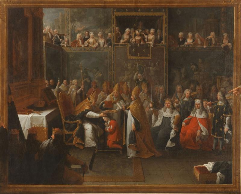 La Chemise du Sacre de Louis XV 066-0410